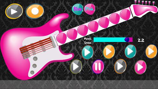 بازی اندروید الکترو گیتار - Electro Guitar
