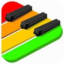پیانو رنگارنگ