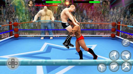 بازی اندروید مسابقات قهرمان جهانی کشتی کج - World Tag Team Wrestling Revolution Championship