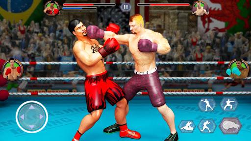 بازی اندروید بازی تک تیم بوکس - بازی های مبارزه ای کیک بوکسینگ - Tag Team Boxing Game: Kickboxing Fighting Games