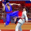 مبارزه تیم کاراته - جهان سلطان کونگ فو