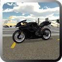 راننده سریع موتورسیکلت