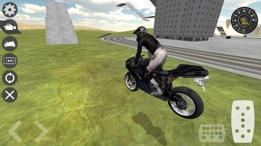 بازی اندروید راننده سریع موتورسیکلت - Fast Motorcycle Driver