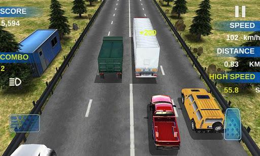 بازی اندروید بازی مسابقه ماشین - racing car game