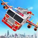 پرواز مامور آتش نشانی - تبدیل ربات
