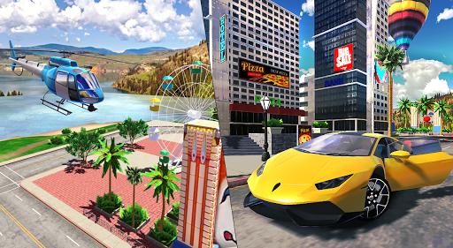 بازی اندروید برو به ماشین رانندگی 2 - Go To Car Driving 2