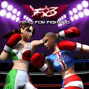 بازی مشت زن برای مبارزه
