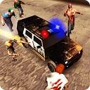 ماشین پلیس زامبی کش