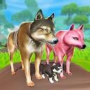 شبیه ساز گرگ - بازی حمله حیوانات وحشی