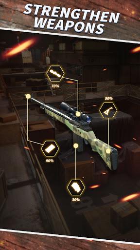 بازی اندروید تیرانداز از خفا - بازی رایگان تیراندازی با اسلحه - Sniper Shooting : Free FPS 3D Gun Shooting Game