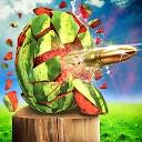 تیراندازی به هندوانه