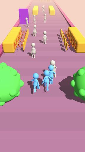 بازی اندروید پیوستن به نبرد - Join Clash 3D