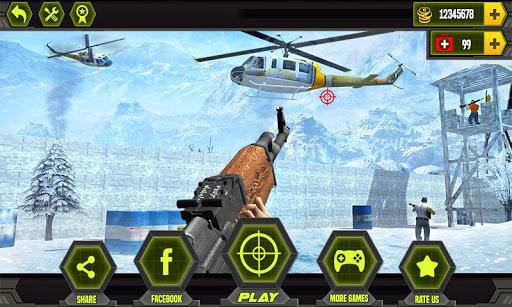 بازی اندروید ماموریت تیراندازی ضد تروریستی 2020  - Anti-Terrorist Shooting Mission 2020
