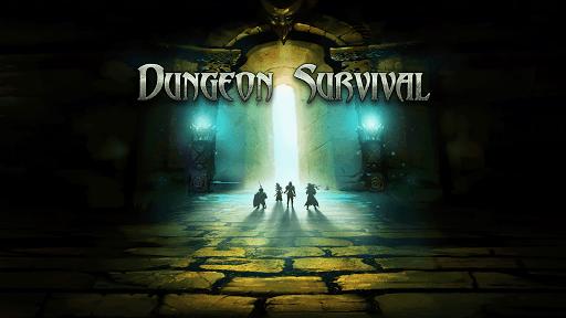 بازی اندروید سیاه چال بقا - پیچ و خم بی پایان - Dungeon Survival - Endless maze