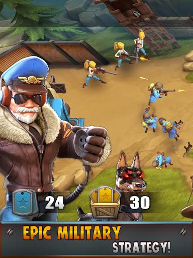 بازی اندروید  نبرد غرش - Battle Boom