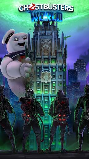 بازی اندروید جهان ارواح - Ghostbusters World