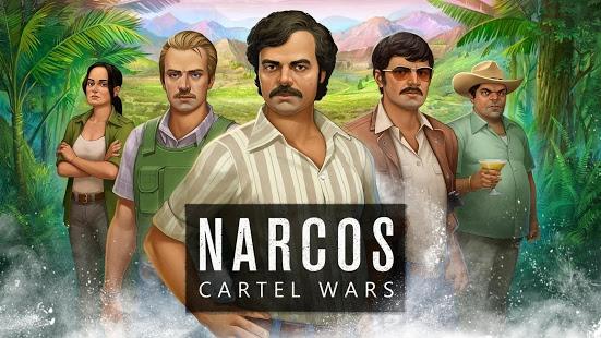 بازی اندروید جنگ کارتل - Narcos: Cartel Wars