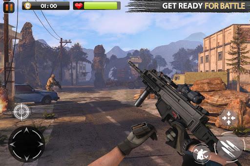 بازی اندروید ماموریت مخفی واقعی کماندو - بازی تیراندازی رایگان - Real Commando Secret Mission - Free Shooting Games