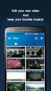 نرم افزار اندروید مبدل فایل ویدیویی و صوتی - MP3 Video Converter