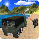کامیون واقعی حمل و نقل ارتش