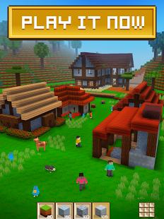 بازی اندروید بلوک کرافت - ساختمان سازی - Block Craft 3D: Building Game
