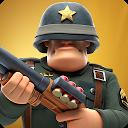 بازی قهرمانان جنگ - مبارزه سرگرم کننده