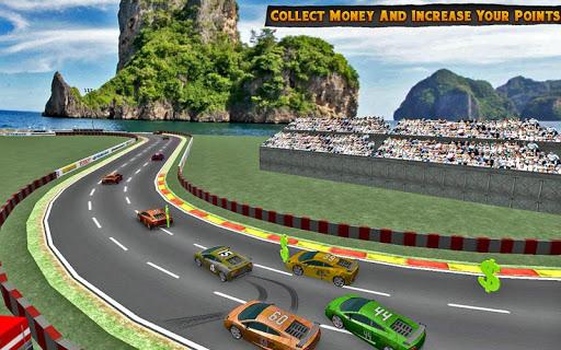 بازی اندروید رانش توربو مسابقات اتومبیل رانی - Turbo Drift 3D Car Racing 2017