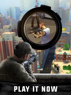بازی اندروید تک تیرانداز سه بعدی - Sniper 3D Assassin: Free Games