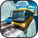 شبیه ساز راندن اتوبوس برفی