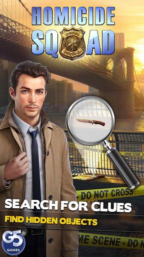 بازی اندروید ستیزه جویان - جنایات مخفی - Homicide Squad: Hidden Crimes