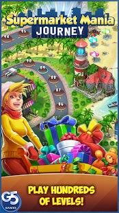 بازی اندروید عشق سوپرمارکت - Supermarket Mania® Journey