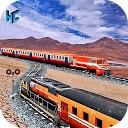 راندن قطار در کوهستان