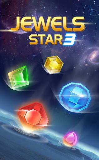 بازی اندروید جواهرات ستاره 3 - Jewels Star 3