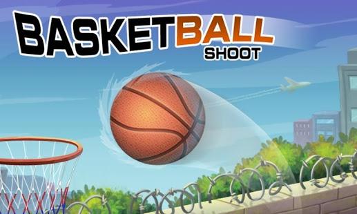 بازی اندروید پرتاب بسکتبال - Basketball Shoot