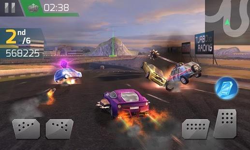 بازی اندروید دربی تخریب - Demolition Derby 3D