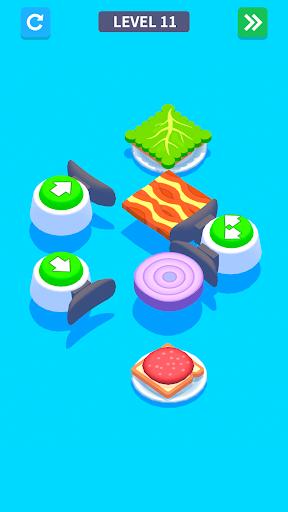 بازی اندروید بازی سه بعدی آشپزی - Cooking Games 3D