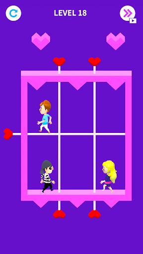بازی اندروید تاریخ عشق دختران - Date the Girl 3D