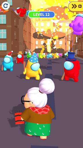 بازی اندروید مادربزرگ در مقابل فریبکار - استاد جاسوسی - Granny vs Impostor: Spy Master