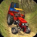 راننده تراکتور آفرود کشاورزی