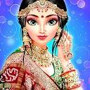 لباس عروس سلطنتی هند عربی
