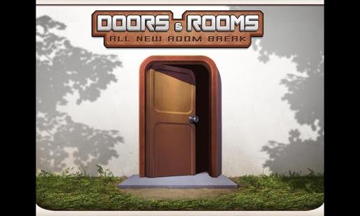 بازی اندروید فرار - در و اتاق - Escape game : Doors&Rooms