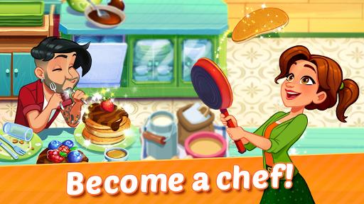 بازی اندروید دنیای لذیذ - غذای جدید - Delicious World  ❤️⏰🍕 A New Cooking Game 🍕⏰❤️