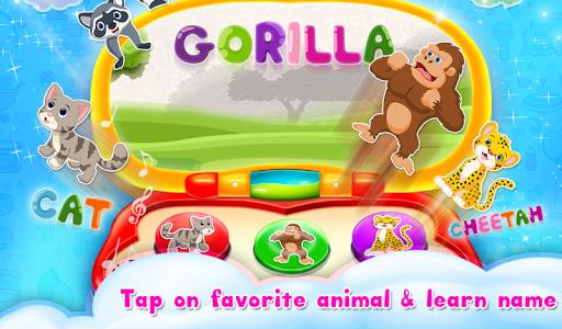 بازی اندروید فعالیت های پیش دبستانی برای کودکان - Kids Computer Preschool Activities For Toddlers