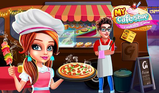 نرم افزار اندروید  آشپز رستوران - My Cafe Shop - Cooking & Restaurant Chef Game