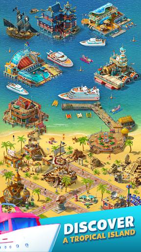 بازی اندروید بهشت جزیره - بازی هتل 2 - Paradise Island 2: Hotel Game