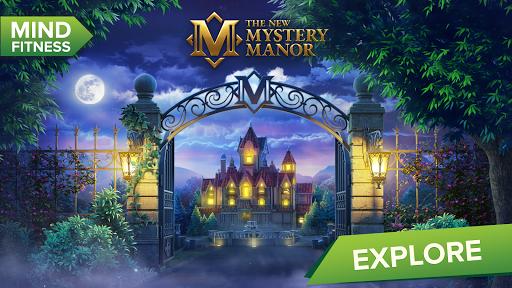 بازی اندروید راز خانه بزرگ - اشیا پنهان - Mystery Manor: hidden objects