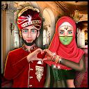 مراسم عروسی سلطنتی با حجاب