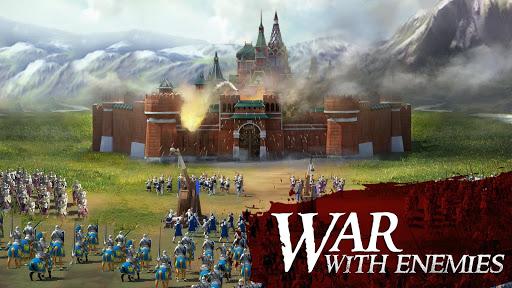 بازی اندروید امپراطوری مارس - جنگ لورد - March of Empires: War of Lords