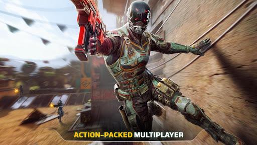 بازی اندروید مبارزه مدرن چند نفره جدید - Modern Combat Versus: New Online Multiplayer FPS