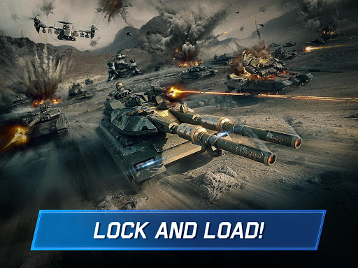 بازی اندروید سیاره آنلاین جنگ - فتح جهانی - War Planet Online: Global Conquest